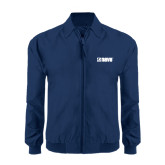Navy Players Jacket-NAVS