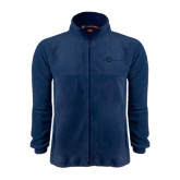 Fleece Full Zip Navy Jacket-The Navigators Tone