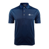 Navy Dry Mesh Polo-The Navigators