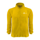 Fleece Full Zip Gold Jacket-The Navigators