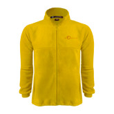 Fleece Full Zip Gold Jacket-The Navigators Tone