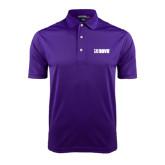 Purple Dry Mesh Polo-NAVS