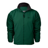 Dark Green Survivor Jacket-The Navigators Tone