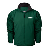 Dark Green Survivor Jacket-NAVS