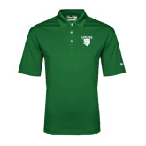 Under Armour Dark Green Performance Polo-Glen Eyrie