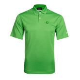 Nike Dri Fit Vibrant Green Pebble Texture Sport Shirt-The Navigators Tone