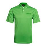 Nike Dri Fit Vibrant Green Pebble Texture Sport Shirt-NAVS Tone