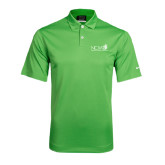 Nike Dri Fit Vibrant Green Pebble Texture Sport Shirt-NCM - Navigator Church Ministries