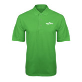 Kelly Green Easycare Pique Polo-Eagle Lake
