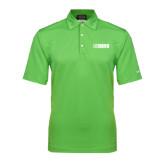 Nike Sphere Dry Vibrant Green Diamond Polo-NAVS Tone