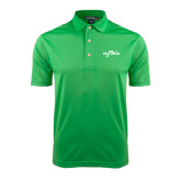 Kelly Green Dry Mesh Polo-Eagle Lake