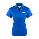 Ladies Royal Performance Fine Jacquard Polo-NAVS