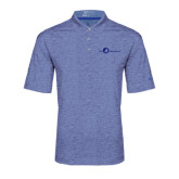 Nike Golf Dri Fit Royal Heather Polo-The Navigators Tone