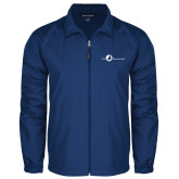 Full Zip Royal Wind Jacket-The Navigators