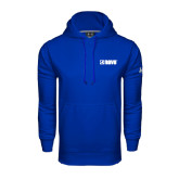 Under Armour Royal Performance Sweats Team Hoodie-NAVS