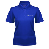 Ladies Royal Dry Mesh Polo-NAV 20s