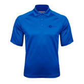 Royal Textured Saddle Shoulder Polo-The Navigators Tone