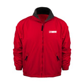 Red Survivor Jacket-NAVS
