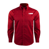Red House Red Long Sleeve Shirt-NAVS