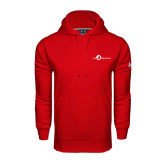 Under Armour Red Performance Sweats Team Hoodie-The Navigators