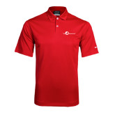 Nike Dri Fit Red Pebble Texture Sport Shirt-The Navigators Tone