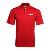 Nike Dri Fit Red Pebble Texture Sport Shirt-NAVS Tone