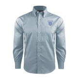 Red House Lt Blue Long Sleeve Shirt-Glen Eyrie Tone