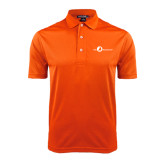 Orange Dry Mesh Polo-The Navigators