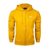Champion Gold Fleece Full Zip Hood-The Navigators