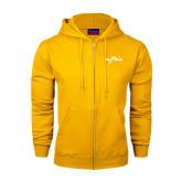 Champion Gold Fleece Full Zip Hood-Eagle Lake