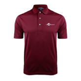 Maroon Dry Mesh Polo-The Navigators