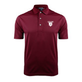 Maroon Dry Mesh Polo-Glen Eyrie