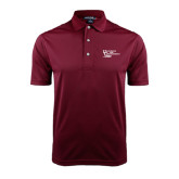 Maroon Dry Mesh Polo-Discipling For Development