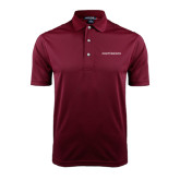 Maroon Dry Mesh Polo-Navmissions