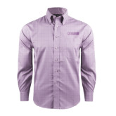 Red House Purple Plaid Long Sleeve Shirt-NAVS Tone