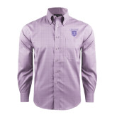 Red House Purple Plaid Long Sleeve Shirt-Glen Eyrie Tone
