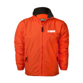 Orange Survivor Jacket-NAVS