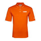 Under Armour Orange Performance Polo-NAVS Tone