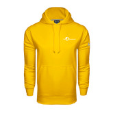 Under Armour Gold Performance Sweats Team Hoodie-The Navigators