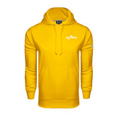 Under Armour Gold Performance Sweats Team Hoodie-Eagle Lake