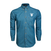 Denim Shirt Long Sleeve-Glen Eyrie