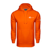 Under Armour Orange Performance Sweats Team Hoodie-The Navigators