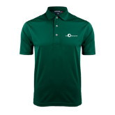 Dark Green Dry Mesh Polo-The Navigators
