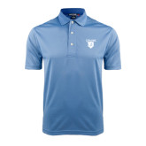 Light Blue Dry Mesh Polo-Glen Eyrie