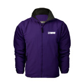 Purple Survivor Jacket-NAVS