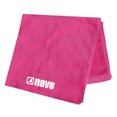 Pink Beach Towel-NAVS