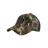 Camo Pro Style Mesh Back Structured Hat-Navigators Sail