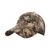 Camo Pro Style Mesh Back Structured Hat-Eagle Lake Tone
