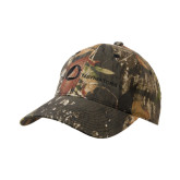 Mossy Oak Camo Structured Cap-The Navigators Tone