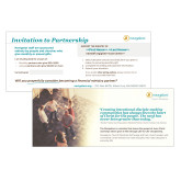 Personalized Navigator Church Ministries Insert-